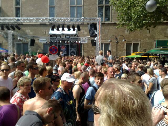 So 05.07.2009 16:49 Gay Pride Parade Koeln Foto